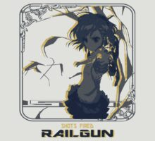 Shots Fired Railgun by TheAlmightyLPZ