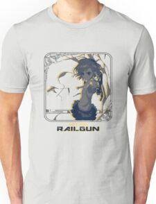 Shots Fired Railgun Unisex T-Shirt