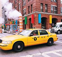 Taxi Smoke by mar78me