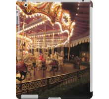 King Arthur Carrousel - Disneyland iPad Case/Skin