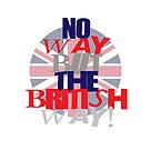 No way but the British way by IamJane--