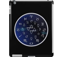 Zodiac Night Sky iPad Case/Skin