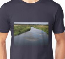 A River in Drayton Unisex T-Shirt