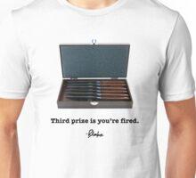 Third Prize Unisex T-Shirt