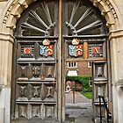 Abbots Hospital by John Thurgood