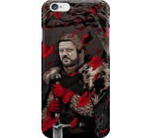 Eddard Stark iPhone Case/Skin