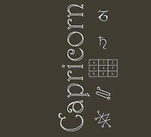Capricorn/Saturn Talisman  Unisex T-Shirt