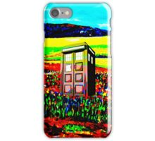 Tardis Enchanting iPhone Case/Skin