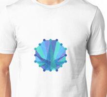 Crisscross Octagon Unisex T-Shirt