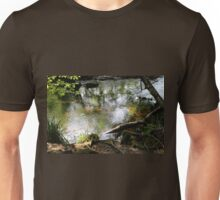 Slow Peaceful Water Unisex T-Shirt