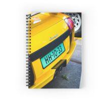 LP640 Spiral Notebook