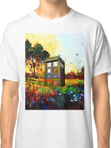 Tardis A Beauty Classic T-Shirt