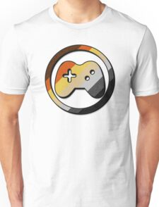 Bear Game Controller Icon Unisex T-Shirt