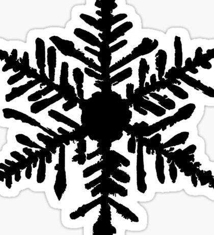 Snowflake(s) Sticker