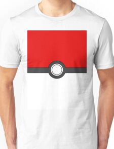 Use your pokeball Unisex T-Shirt