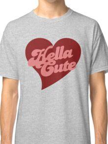 Retro hella cute Classic T-Shirt