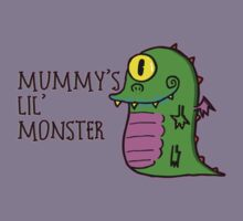Mummy's Lil Monster Kids Clothes