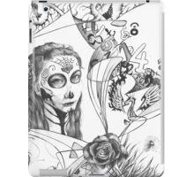 Death Never Dies iPad Case/Skin