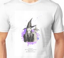 Wicked. Witch and Scarecrow Unisex T-Shirt