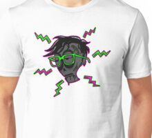 Zombie Hipster Unisex T-Shirt