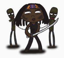 Walker Pets by zombiemama