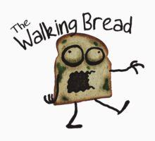 Walking Bread One Piece - Long Sleeve