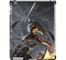 """Swords Storm"" Artwork by CHARRO iPad Case/Skin"