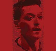 World Cup Edition - Mesut Ozil / Germany by Milan Vuckovic