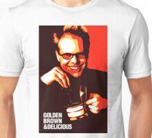 Alton Brown - Golden Brown and Delicious - Good Eats Unisex T-Shirt