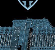 Blade Runner Tyrell Building Sticker