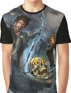 The Dresden Files Graphic T-Shirt