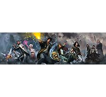 The Dresden Files Photographic Print
