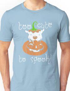Love Pitbull - Too cute to spook Tshirt Unisex T-Shirt