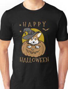 Love Corgis love halloween Tshirt Unisex T-Shirt