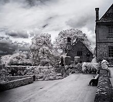 Snowshill InfraRed  by Paul Woloschuk