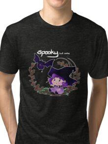 Spooky but cute - Babyhex Tri-blend T-Shirt