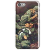 Vietnam Marines  iPhone Case/Skin