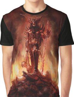 """Allwënn Diablo"" Artwork by CHARRO Graphic T-Shirt"