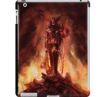 """Allwënn Diablo"" Artwork by CHARRO iPad Case/Skin"