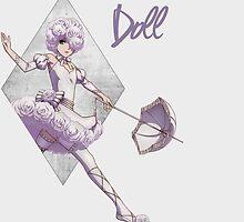 Doll - Kuroshitsuji by phne