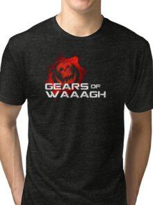 Gears of Waaagh Tri-blend T-Shirt