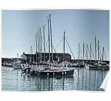 A Still Harbour Poster