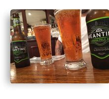 Meantime's London Pale Ale Canvas Print