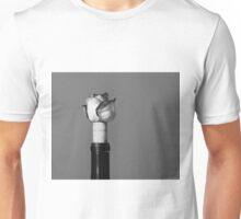 Wine and Roses bw Unisex T-Shirt