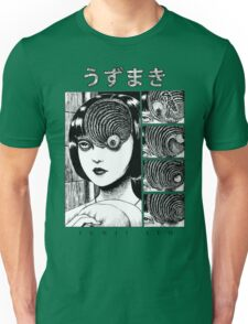 Uzumaki - Junji Ito Unisex T-Shirt