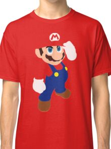 Mario in red Classic T-Shirt