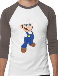 Mario in red Men's Baseball ¾ T-Shirt