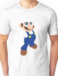 Mario in red Unisex T-Shirt