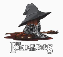 Lord of the Ribs - Gandalf Kids Tee