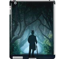 Morning visit at Dark Hedges iPad Case/Skin